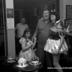 Tim & Ann's Joint 50th – Old Wilsonians Cricket Club, Bromley 8/6/2013