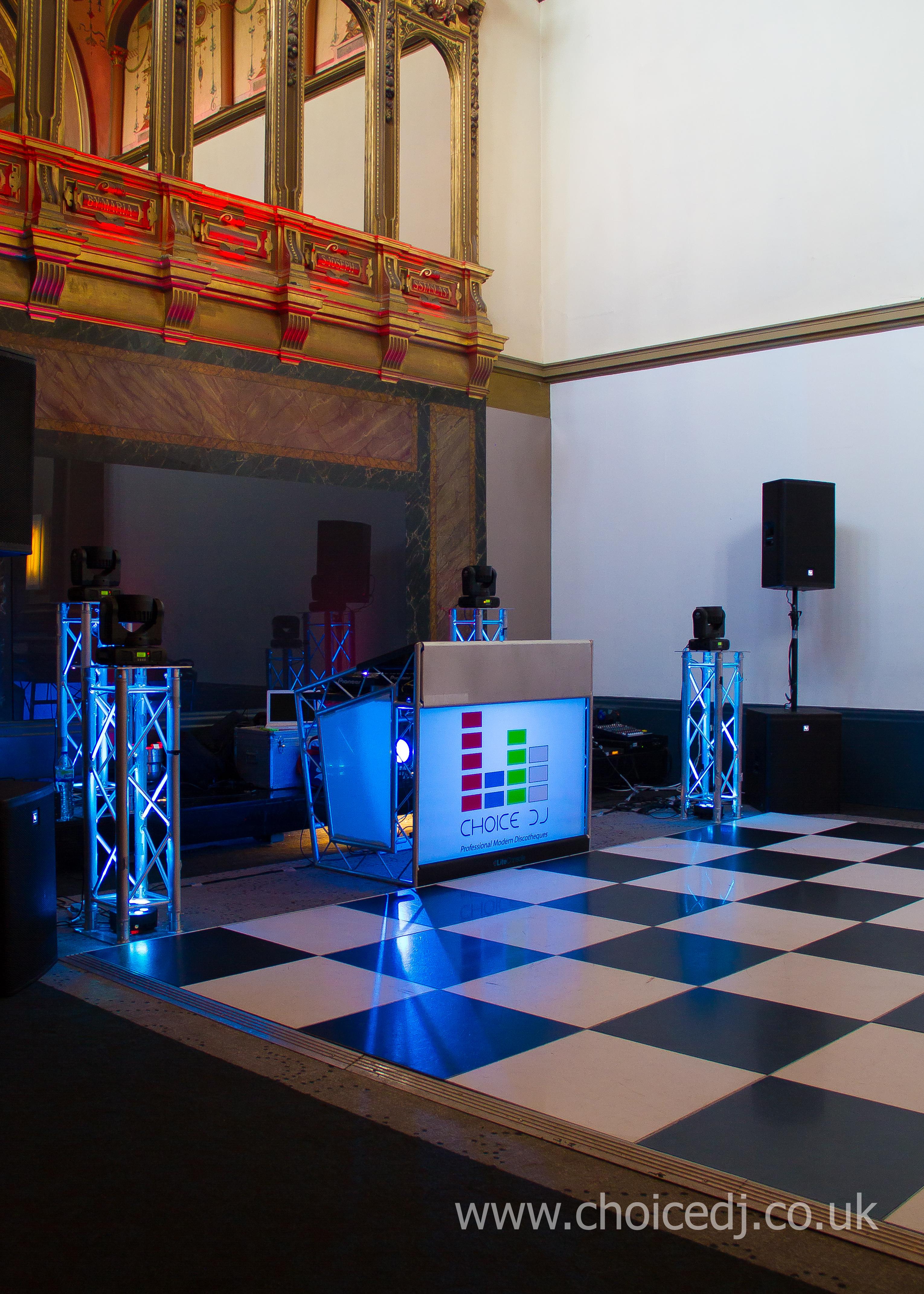 dance floor hire kent