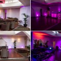 warbrook house ulighting mobiel dj disco