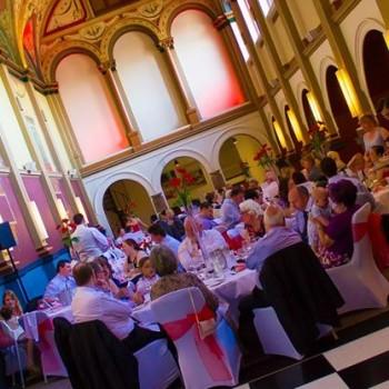 chapel beaumont estate wedding dance floor