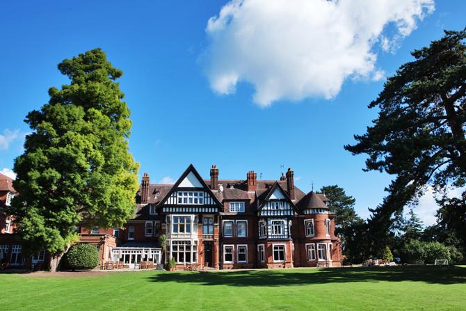 Woodlands Park Hotel – Helen & Peter, 8/8/2014
