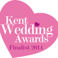 kent wedding awards logo 2014