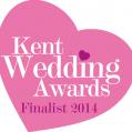 kent wedding awards logo 2014
