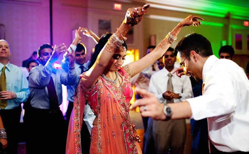 Indian Wedding DJ Sound & Lighting