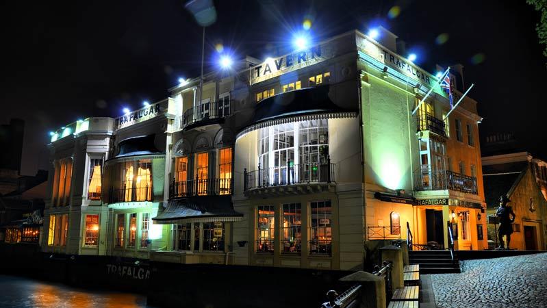 Trafalgar Tavern, Greenwich