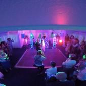 chilston park orangery mobile disco dj wedding