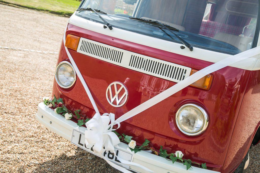 VW Camper Van Hire Kent