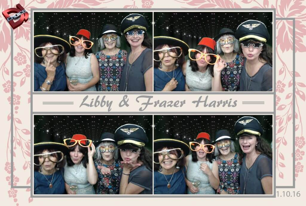 photo booth buxted park