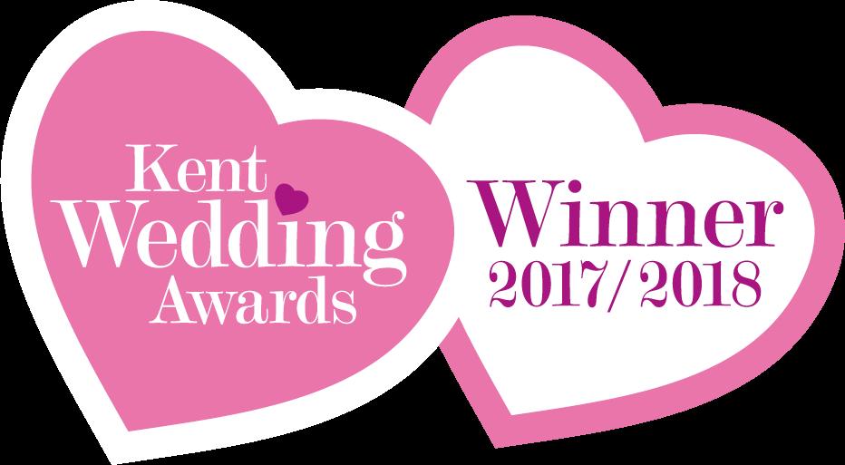 CHOICE DJ Win Kent Wedding Awards 2017, 2018