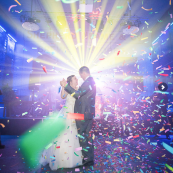old brewery store faversham shepherd neame first dance disco confetti