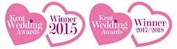 Kent Wedding Awards Winner 2017