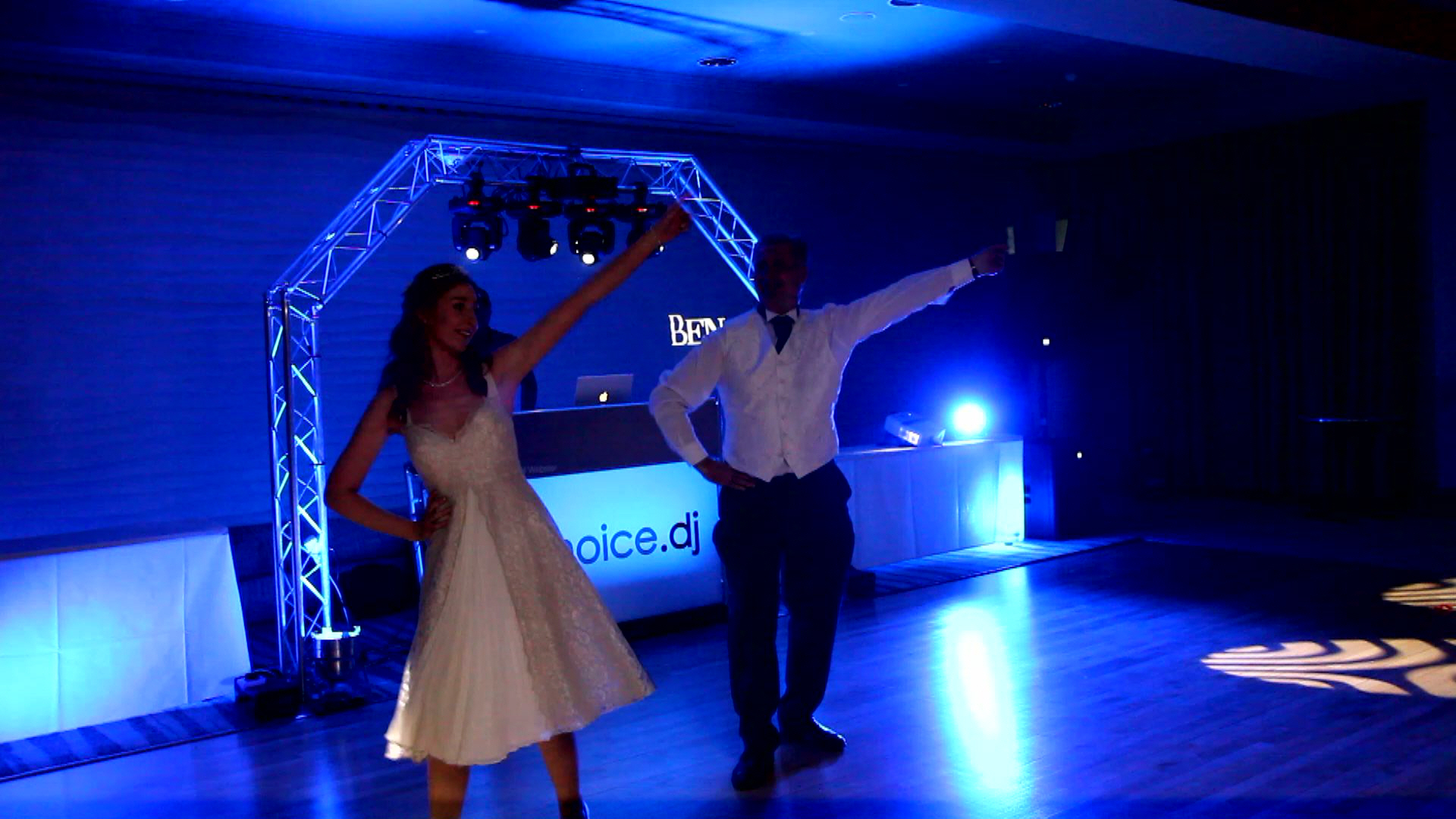 Video: Surprise Father/Daughter Dance @ Jo & Bens Wedding – 11/5/2013