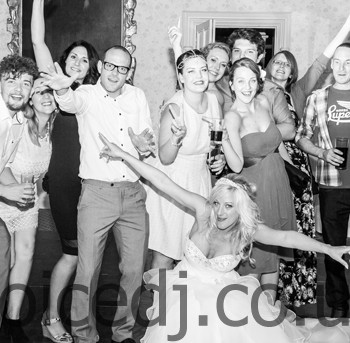 elvetham wedding disco photographer photography mobile dj hampshire disco