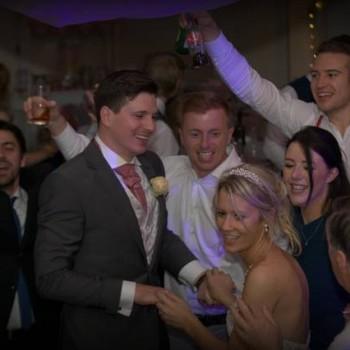 york club windsor wedding disco dj