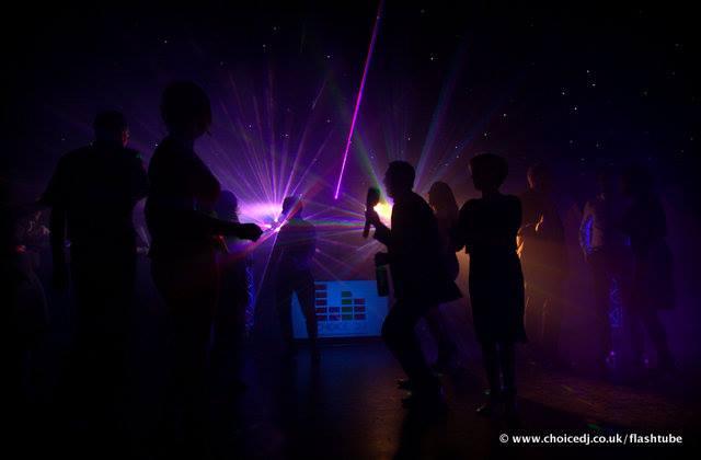 westenhanger castle wedding mobile dj disco