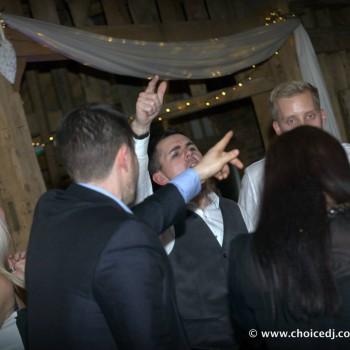 tewin bury farm mobile dj disco wedding