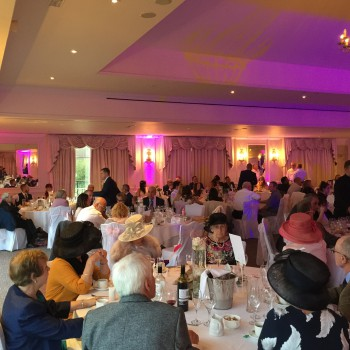 stoke by nayland golf club wedding breakfast devora suite