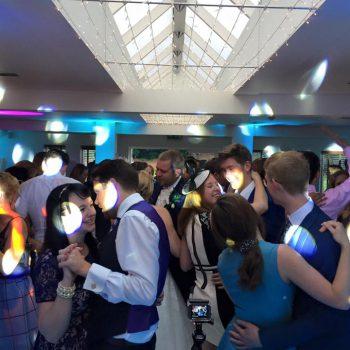 stoke place wedding disco