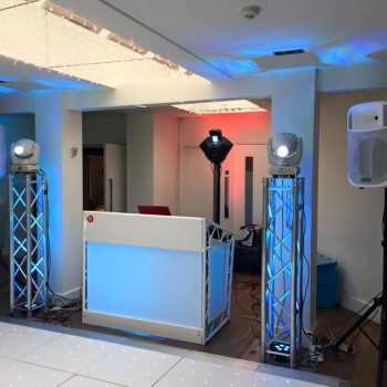 stoke place mobile disco