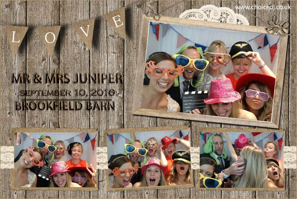 photo booth surrey