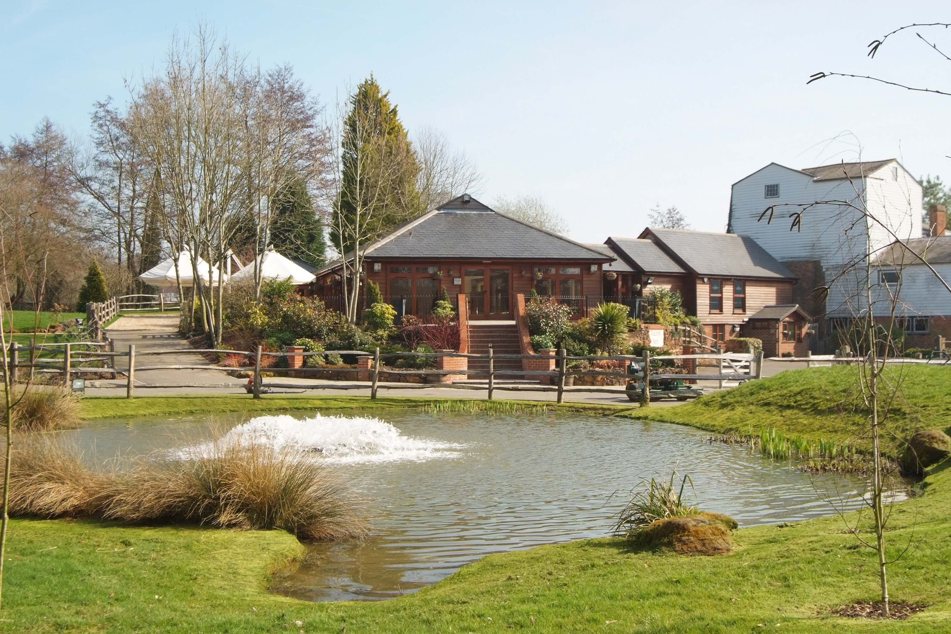 10% Off All Packages at Coltsford Mill