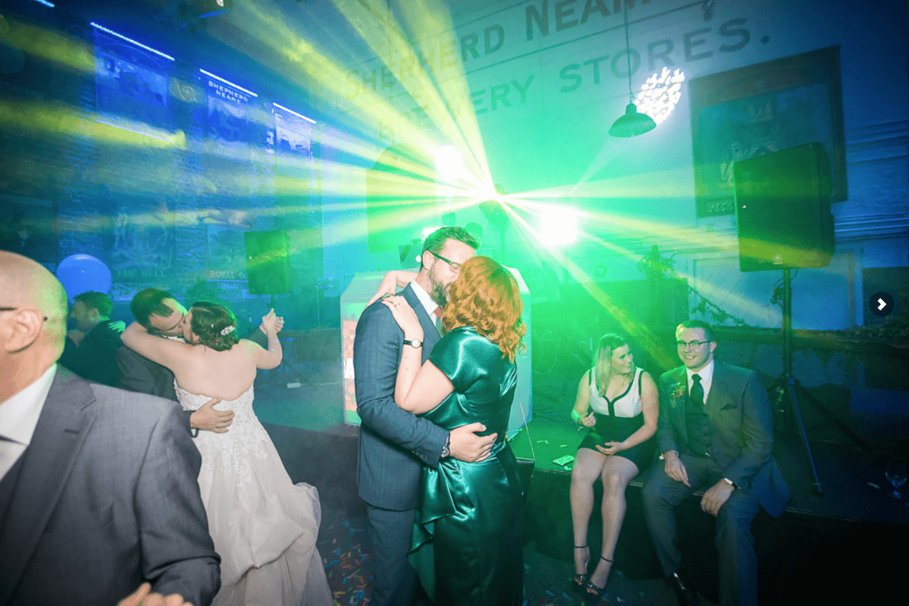 Wedding Disco Secrets