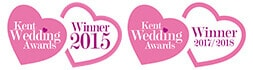 Kent Wedding Awards Winner 2017